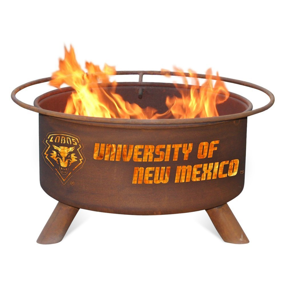 Patina University of New Mexico Fire Pit