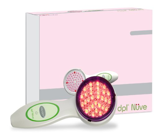 The Best Anti-Aging Products - Anti-Aging System - Anti Aging Devices - NUVE Anti-Aging Light Therapy System - Deep Penetrating Light Helps Reduce Wrinkles