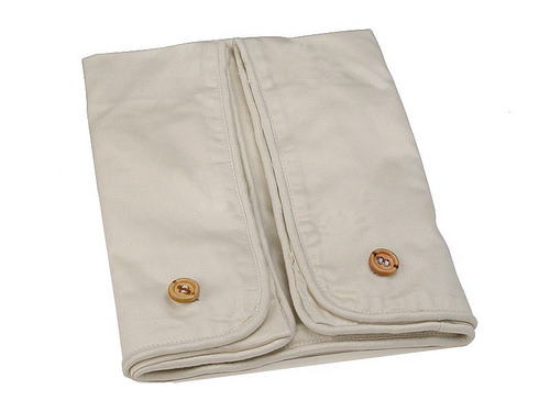 Cequal Leglounger Leg and Knee Pillow Cover Natural Cotton