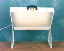 SunRay SAD Light Therapy Light Box 10,000 Lux