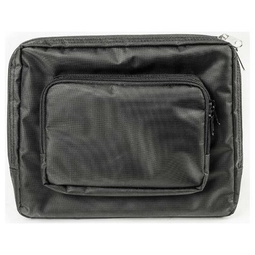 QBC Bundled AutoExec Tablet Case Portable Car Organizer - Model 16003 - Plus Free QBC Car Desk Guide