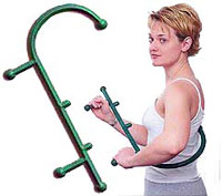 Thera Cane Massager Trigger Point Therapy Tool -  Back Massage tool