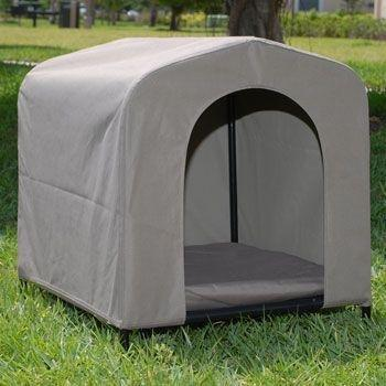 ABO Gear Outback Hound Hut Portable Medium.