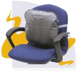 Medic-Air Back Pillo