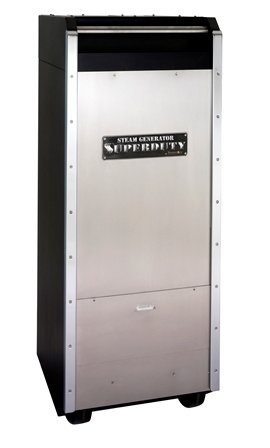 Thermasol TSD-1600-240 240V-3 Phase-1600 Cubic Ft Super Duty Indust. Steam Unit