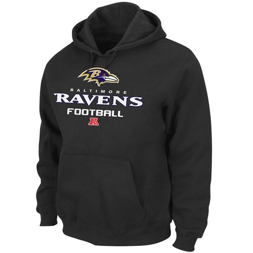 Baltimore Ravens Critical Victory Hooded Sweatshirt