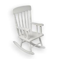 KidKraft - 18321 - Spindle Rocking Chair Kids Rocking Chair - Natural