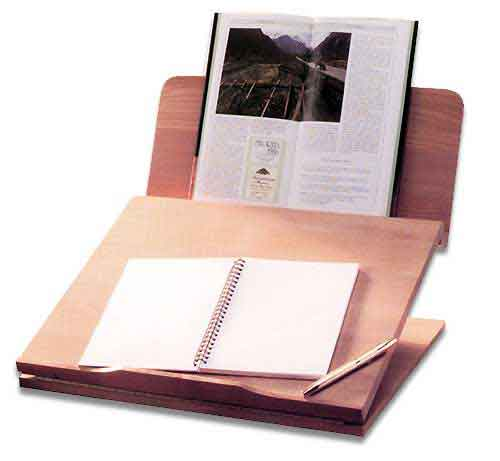 Magnificent Ergo Desk 102N Classic Slanted Reading Desk Natural Interior Design Ideas Inesswwsoteloinfo